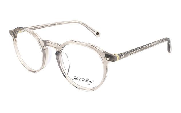 Eyeglasses John Dillinger JD2018-J  Clear Gray
