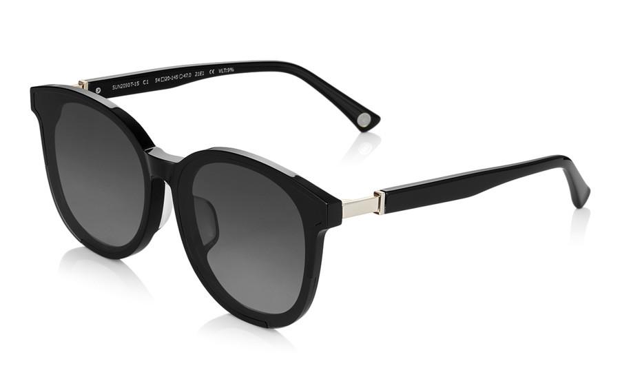 Sunglasses OWNDAYS SUN2090T-1S  ブラック