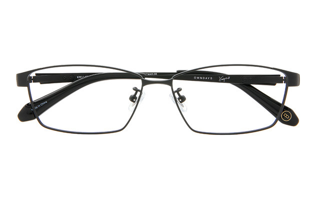 Eyeglasses K.moriyama KM1140G-0S  マットブラック