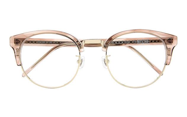 Eyeglasses +NICHE NC3013J-0S  Brown