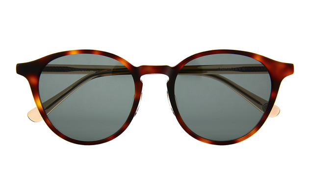 Sunglasses OWNDAYS SUN2060B-9S  ブラウンデミ