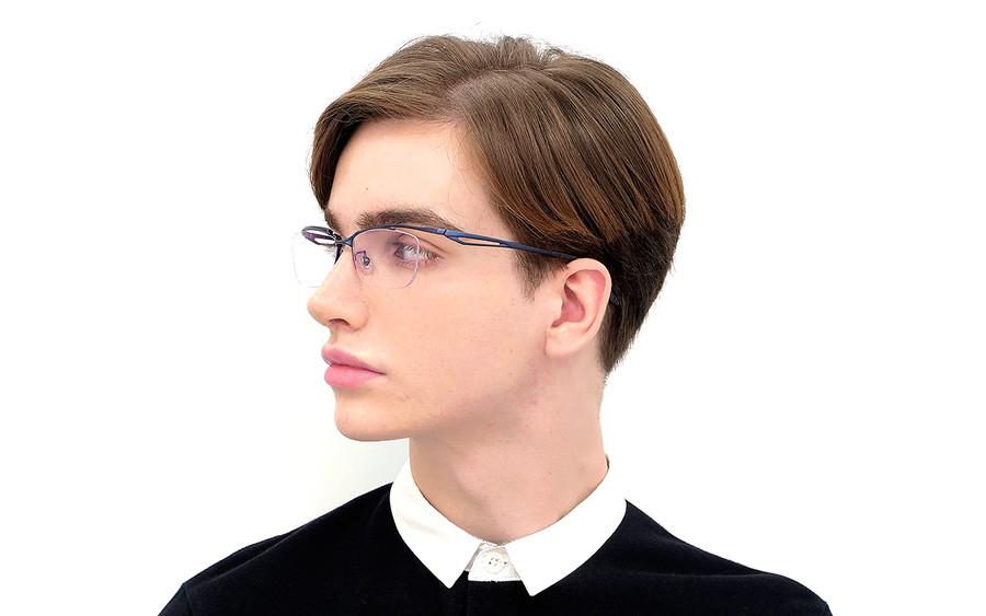 Eyeglasses K.moriyama KM1141T-1S  Dark grey