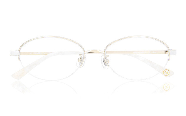 Eyeglasses Calmo CL1011G-0S  Gold