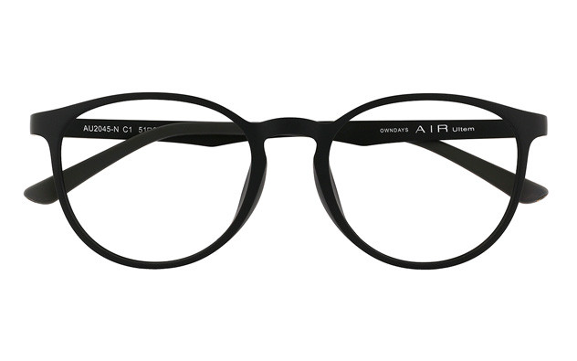 Eyeglasses AIR Ultem AU2045-N  マットブラック