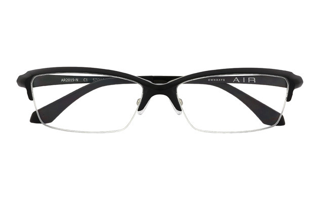 Eyeglasses AIR For Men AR2019-N  ブラック
