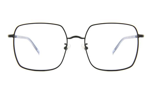 Eyeglasses lillybell LB1008B-9S  マットブラック