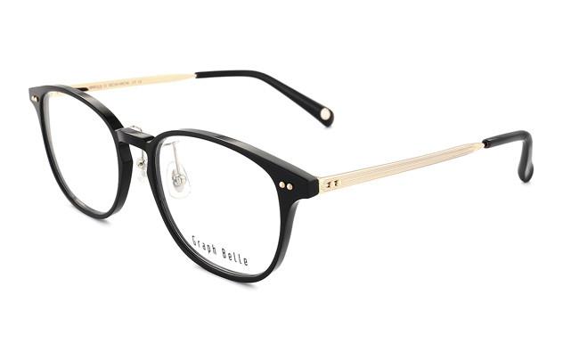 メガネ Graph Belle GB2015-D  ブラック