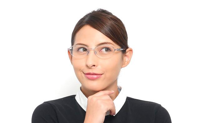 Eyeglasses OWNDAYS OR1030S-8A  パープル