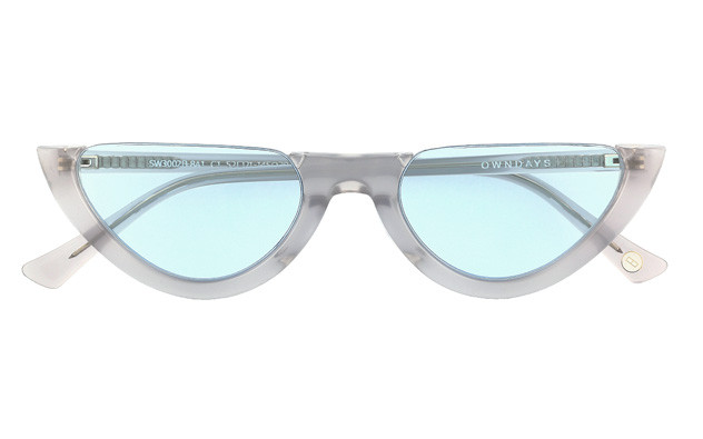 Sunglasses OWNDAYS SW3002B-8A  グレー