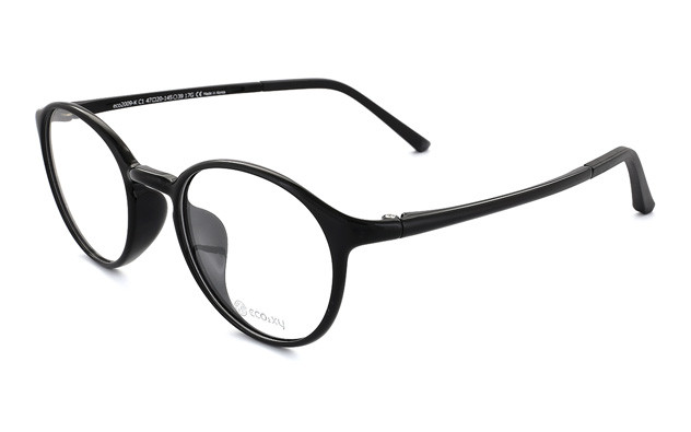 Eyeglasses ECO2XY ECO2009-K  Black