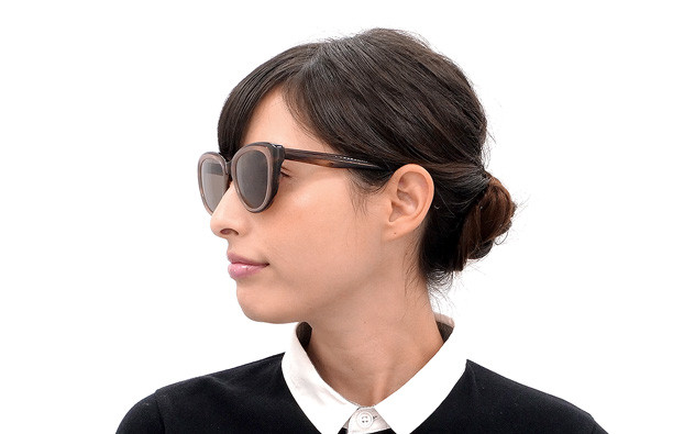 Sunglasses +NICHE NC2007B-0S  Brown