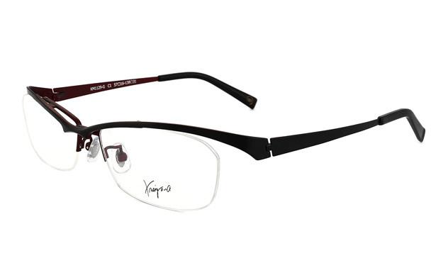 Eyeglasses K.moriyama KM1129-G  ブラック