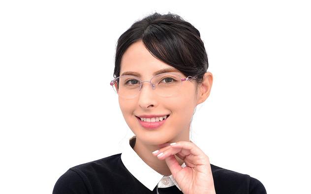 Eyeglasses Amber AM1012G-0S  Brown