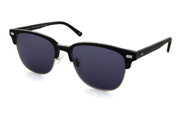 Sunglasses OWNDAYS SUN2067B-9S  Black