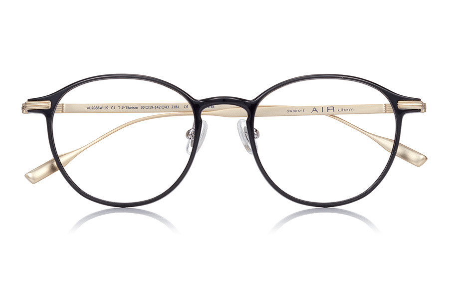 Eyeglasses AIR Ultem Classic AU2086W-1S  Black