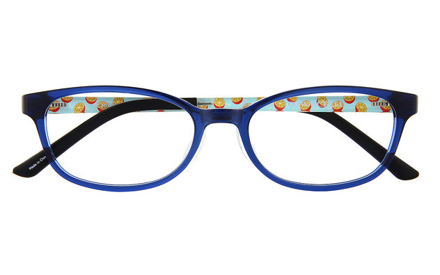 Eyeglasses FUWA CELLU FC2019S-0S  ネイビー