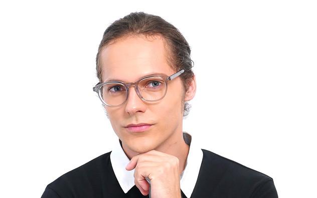 Eyeglasses +NICHE NC3005J-8S  Clear