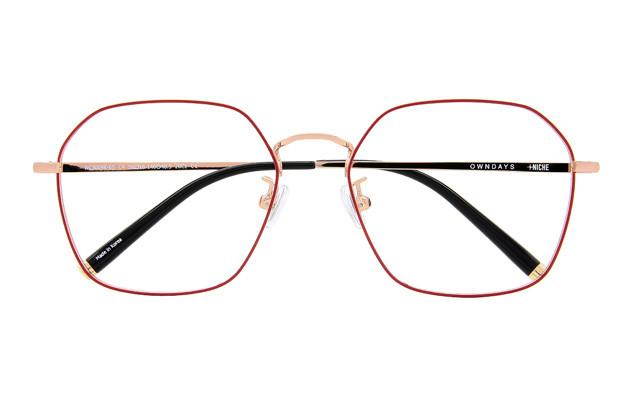 Eyeglasses +NICHE NC3009K-0S  Red