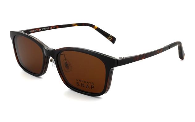 Eyeglasses OWNDAYS SNAP SNP2009-N  Brown Demi