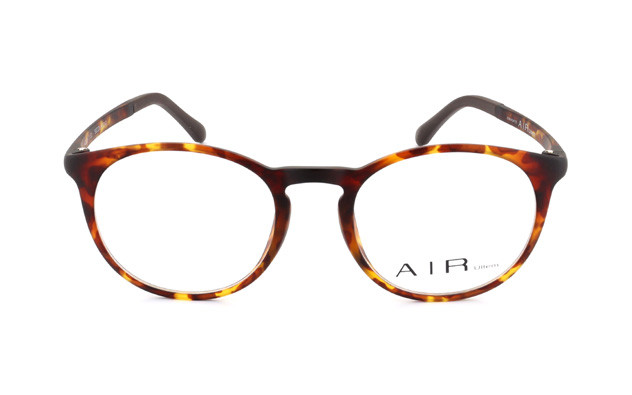 Eyeglasses AIR Ultem AU2003-T  ブラウンデミ