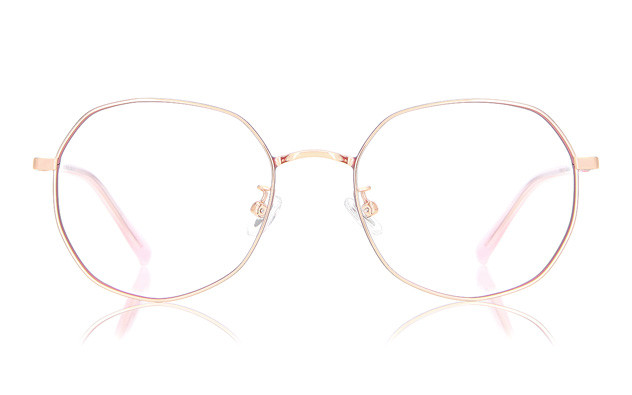 Eyeglasses lillybell LB1010G-0S  ピンク