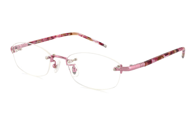 Eyeglasses Calmo CL1006T-8A  ピンク