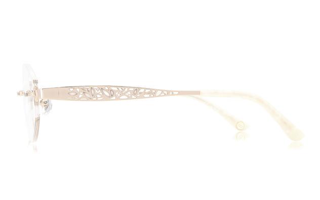 メガネ Amber AM1013G-0S  ゴールド