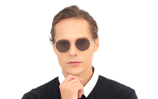 Sunglasses OWNDAYS SUN1042B-9S  シルバー