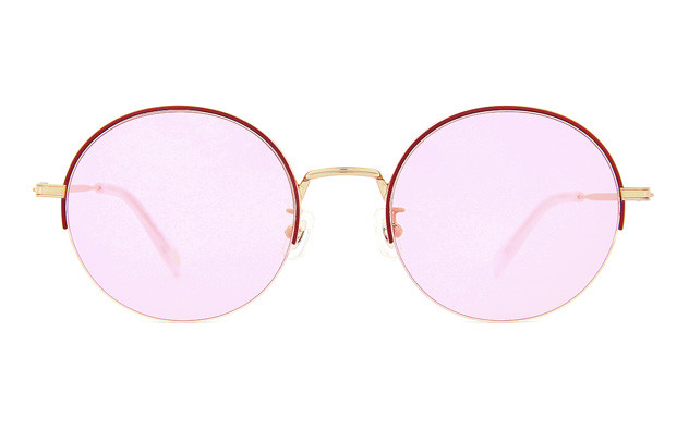 Sunglasses OWNDAYS SUN1053B-0S  レッド