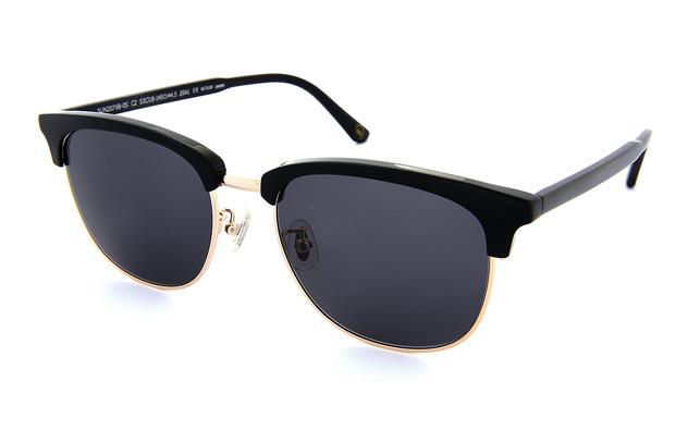 Sunglasses OWNDAYS SUN2079B-0S  ブラック