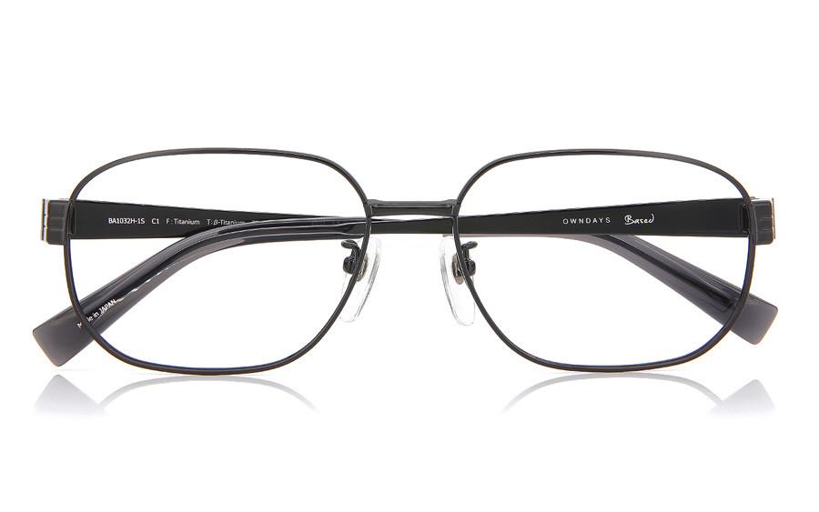 Eyeglasses Based BA1032H-1S  ダークガン