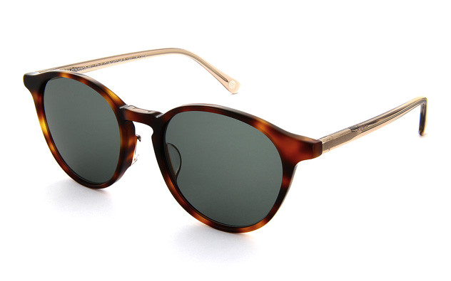 Sunglasses OWNDAYS SUN2060B-9S  Brown Demi