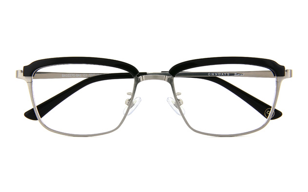 Eyeglasses Based BA1027G-8A  シルバー