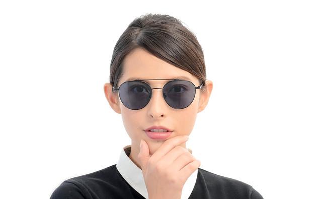 Sunglasses OWNDAYS SUN1056B-0S  マットシルバー