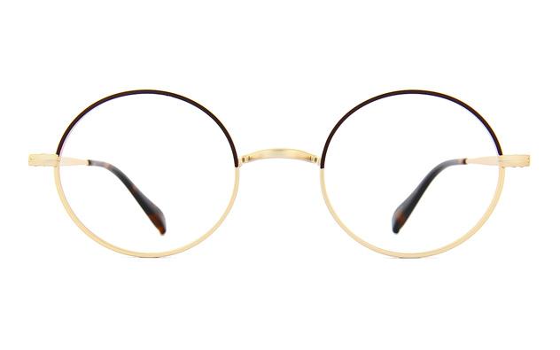 Eyeglasses John Dillinger JD1025K-9A  Mat Gold
