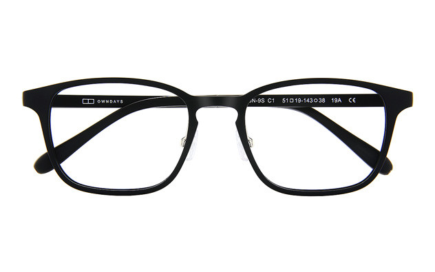Eyeglasses OWNDAYS OR2056N-9S  Mat Black
