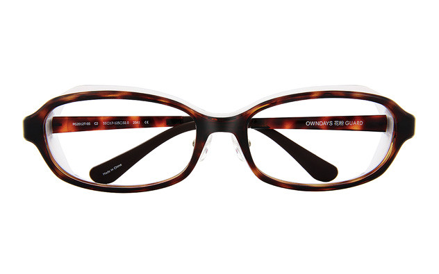 Eyeglasses OWNDAYS PG2012T-0S  Brown Demi