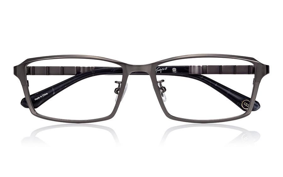Eyeglasses K.moriyama KM1143T-1S  Mat Gun