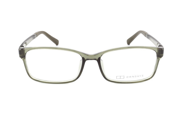 Eyeglasses OWNDAYS OR2005-N  カーキ