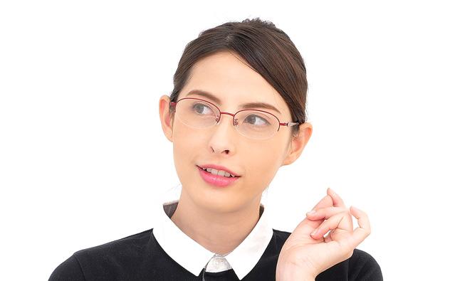 Eyeglasses OWNDAYS OR1039T-9S  Wine