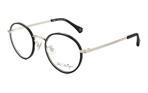 Eyeglasses John Dillinger JD1008-B  ブラック