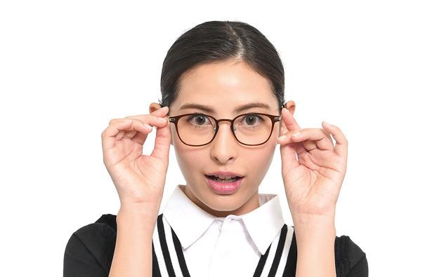 Eyeglasses AIR Ultem Classic AU2038-W  ブラウンデミ