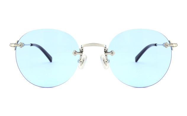 Sunglasses OWNDAYS SUN1034-J  シルバー