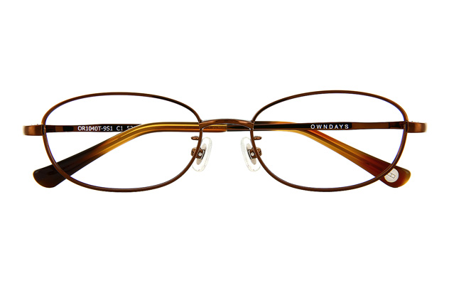 Eyeglasses OWNDAYS OR1040T-9S  ブラウン
