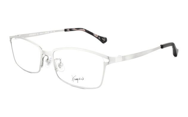 Eyeglasses K.moriyama KM1132-G  シルバー