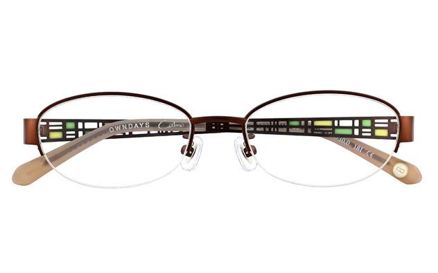 Eyeglasses Calmo CL1002G-8A  ブラウン
