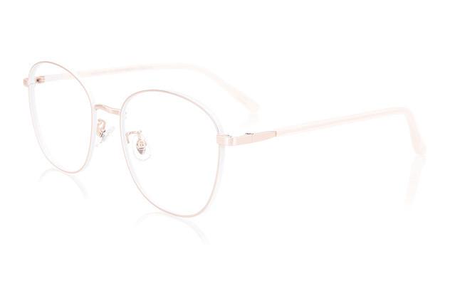 Eyeglasses lillybell LB1011G-0S  ホワイト