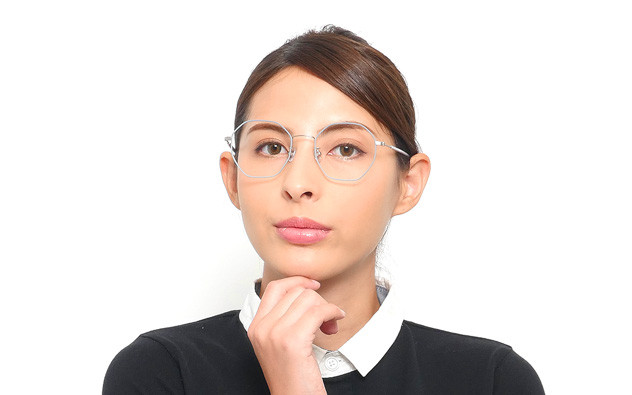 Eyeglasses lillybell LB1002G-8A  Gray
