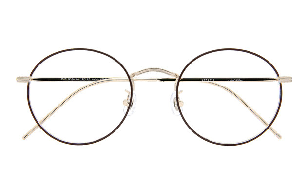 Eyeglasses John Dillinger JD1011K-8A  Brown