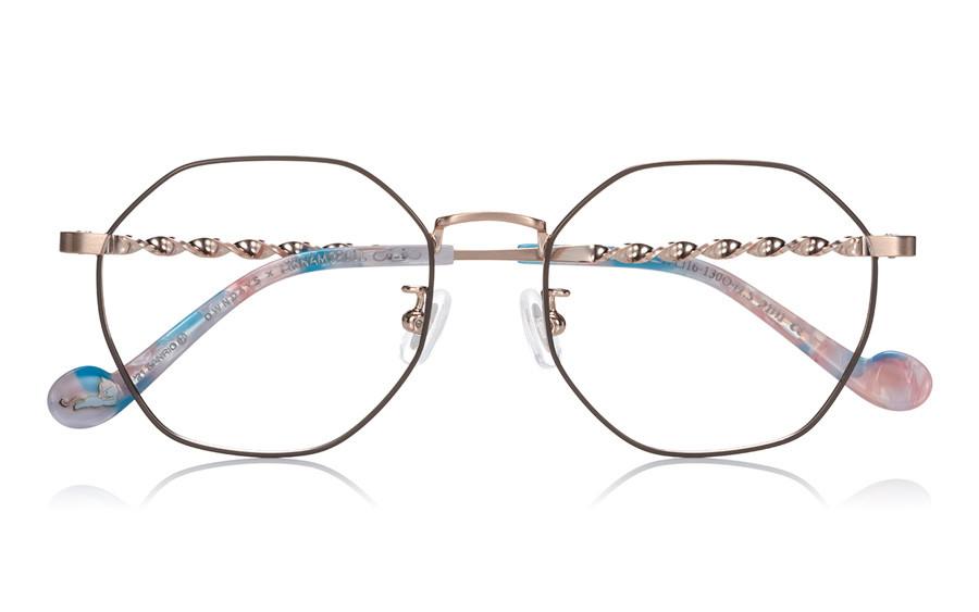 Eyeglasses Cinnamoroll × OWNDAYS SRK1003B-1A  ピンク